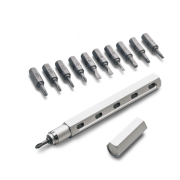 Набор отверток Mininch Tool Pen Snow Silver